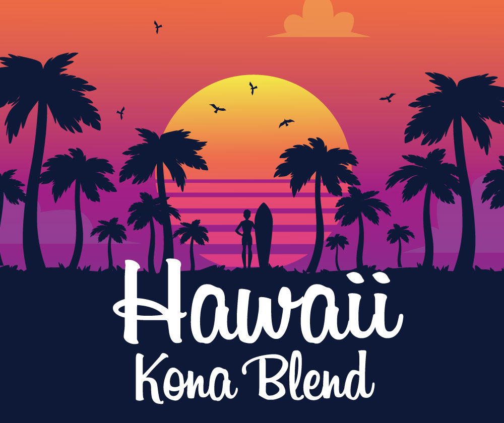 ハワイコナブレンド